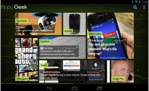 Appy Geek is an engaging news Android app for M2AppMonitor community