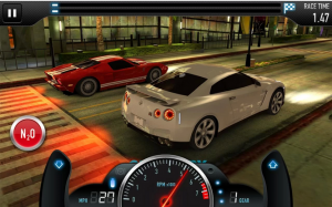 CSR Racing is a highly engaging Android game app M2AppMonitor
