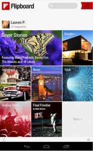 Flipboard is an engaging news Android app for M2AppMonitor community