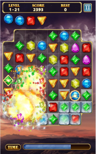 Jewels2 is an engaging Android game M2AppMonitor