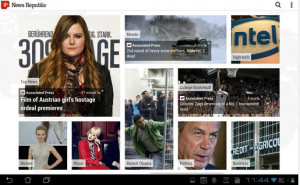 News Republic is a highly engaging news reading Android app for M2AppMonitor community