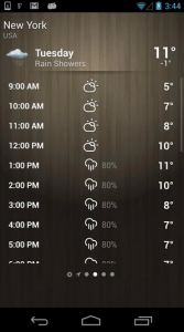 Weather is an engaging weather Android app_M2AppMonitor