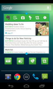 Evernote is a battery saving notepad notes app for Android_M2AppMonitor
