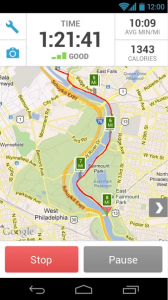 Runkeeper GPS Track Run Walk Android App_M2AppMonitor Approved