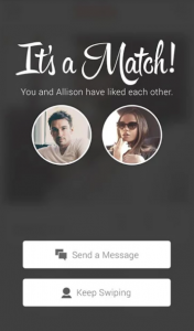 Tinder is a popular Android dating app in M2AppMonitor global app report