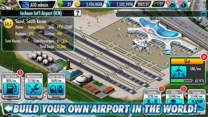 AirTycoon Online Android Game
