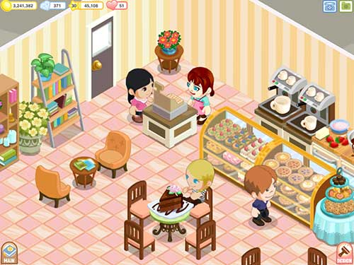 Bakery Story Android game