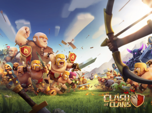 Clash of Clans Android battery drain rate