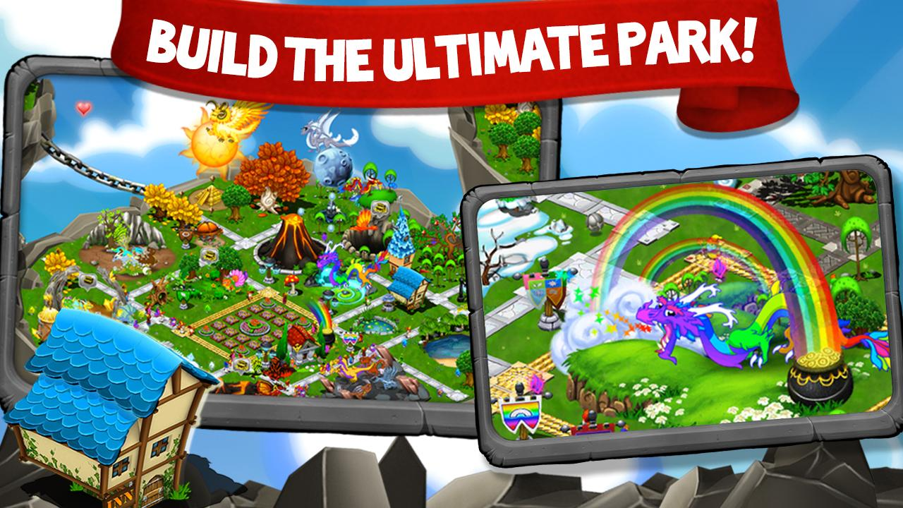 DragonVale Android game