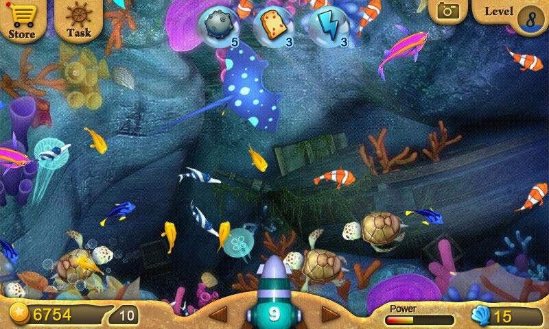 Fishing Diary Android Game