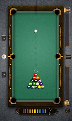 Pool Billiards Pro Android game