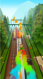 Subway Surfer Android battery drain rate