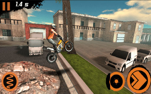 Trial-X2 Android Game