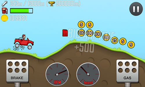 Hill Climb Racing Android Battery Savers