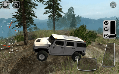4x4 Off-Road Rally 2 Android CPU racing games