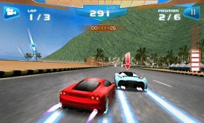Fast Racing Android CPU - Android Racing Games