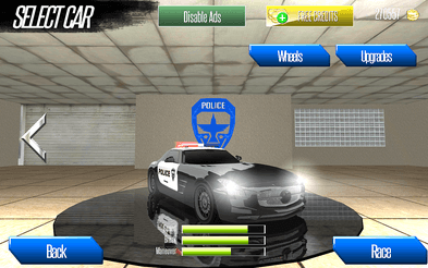Racers vs Cops CPU Android racing games