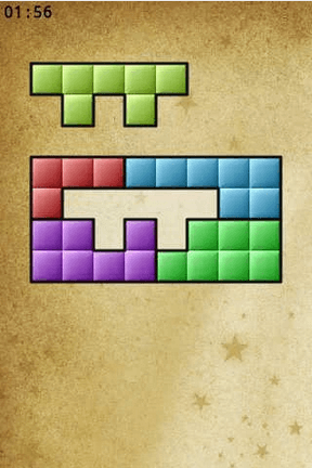 Block Puzzle is the best battery saving puzzle game