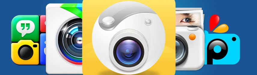 Best Android Photography Apps: 5 Photo Apps with the Highest Onscreen Time
